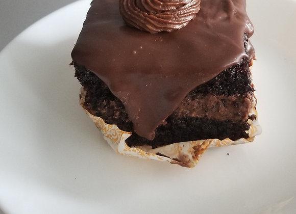 Amandine chocolate cake