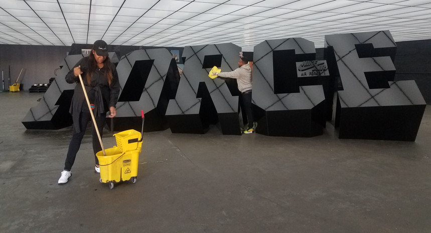 Nike Womens Gallery Exhibit
