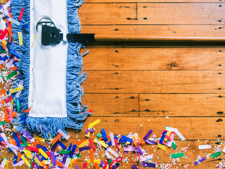 Three Ways to Lower Event Cleaning Costs