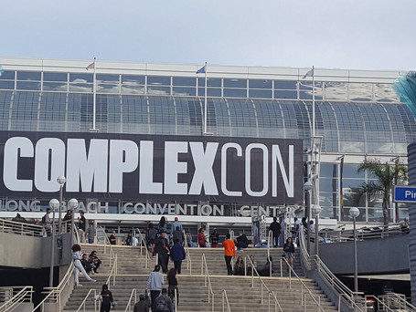 PopUP CleanUP at ComplexCon