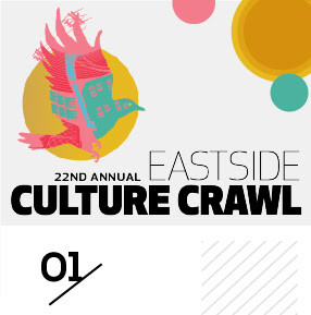 22nd Annual East Side Culture Crawl