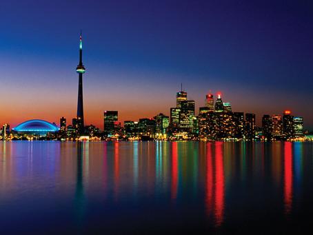 O Canada - Toronto and Niagara Falls
