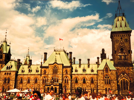 O Canada - Ottawa and Montreal