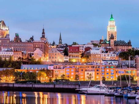 O Canada - Prince Edward Island and Quebec City