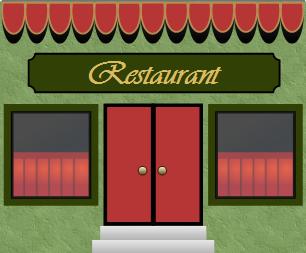 Build-A-Town Fancy Restaurant