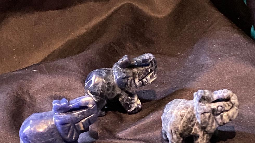 Elephant- Sodalite