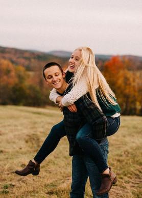Upstate Engagement Photographer