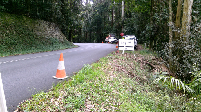 DTMR (Department of Transport & Main Roads) Slope Risk Assessments