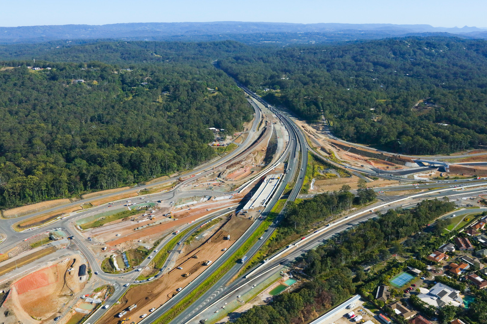 Caloundra Rd to Sunshine Motorway Upgrade