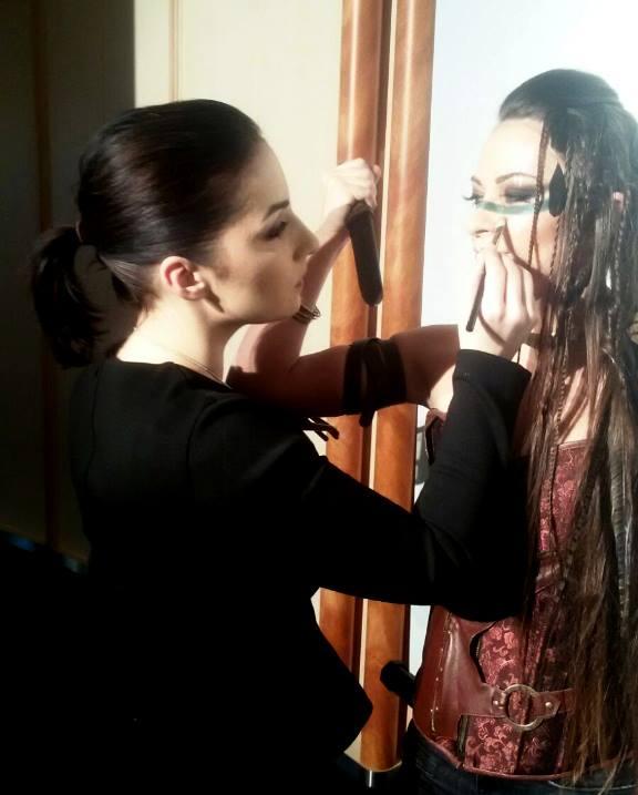 Prüfung Makeup Artist