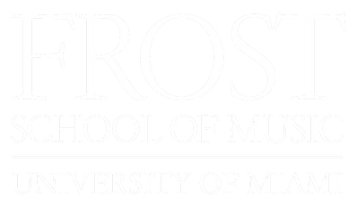 Frost School of Music, University of Miami logo