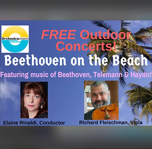 Image for Beethoven on th Beach 2018