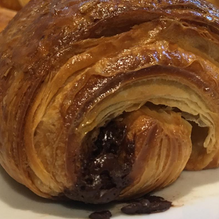 Chocloate croissant