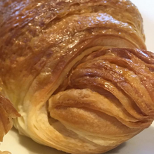 French pastries 100% French butter