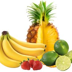 Fruit Drinks Menu