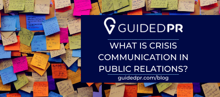 What is Crisis Communication in Public Relations?