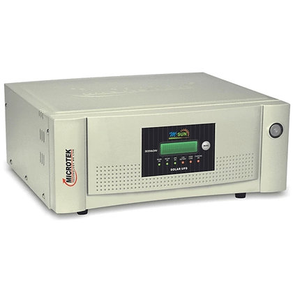 Microtek solar inverter msun 2035 VA - off grid