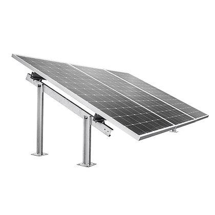Loom solar 3 panel stand (320 ~ 350 watts)