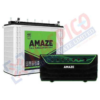 AMAZE INVERTER COMBO AN1075+ & 150AH