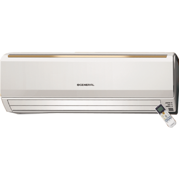 GENERAL Hyper Tropical Wall Mounted Split Air Conditioner ASGA22FTTC - 1.8 Ton