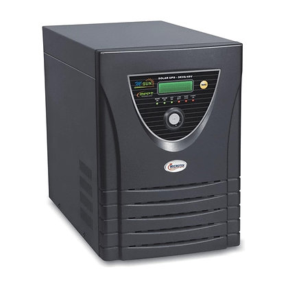 Microtek off grid solar inverter msun 3kva with mppt charger