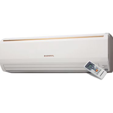 GENERAL Hyper Tropical Wall Mounted Split Air Conditioners ASGA18FTTC - 1.5 Ton