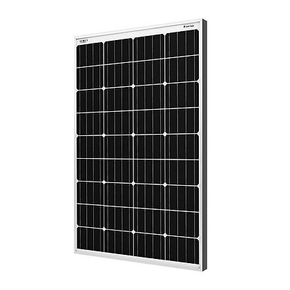 Loom solar panel 125 watt - 12 volt mono crystalline