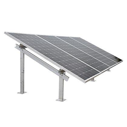 Loom solar 4 panel stand (320 ~ 350 watts)
