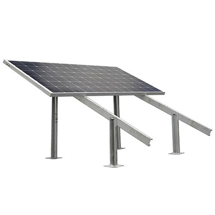 Loom solar 2 panel stand (320 ~ 350 watts) or 3 panel stand (100 ~ 180 watts)