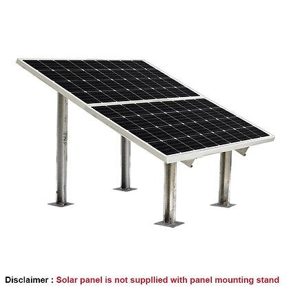 Loom solar 2 panel stand (125 ~ 180 watts)