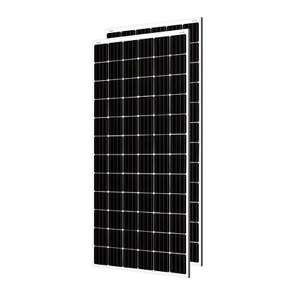 Loom solar panel 350 watt - 24 volt mono crystalline (Pack of 2)