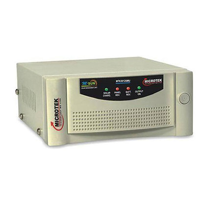 Microtek solar charge controller smu 10 amps, 12 Volt