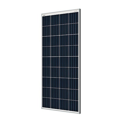 Loom solar panel 160 watt - 12 volt multi crystalline