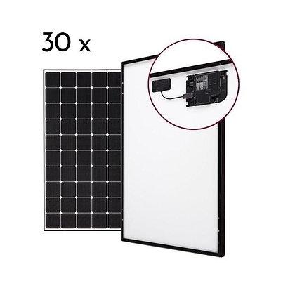 Loom solar 10 kw grid connected AC Module