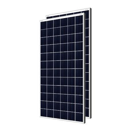 Loom solar panel 330 watt - 24 volt multi crystalline (pack of 2)