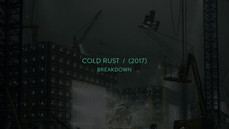 Cold Rust.