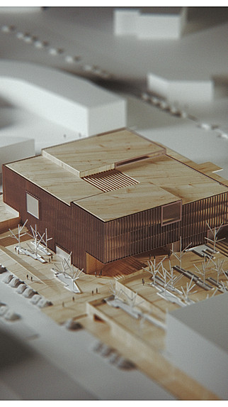 Concept design for AYESA Engineering and Architecture. 2018 © Francisco Tirado.