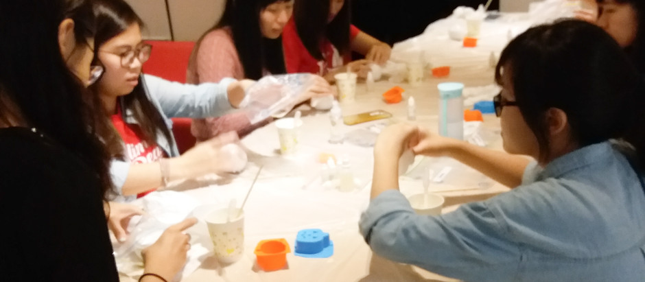 香港科技大學 Team Building Activity