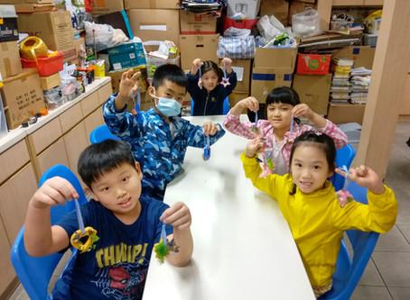 YMCA 暑期兒童手工班