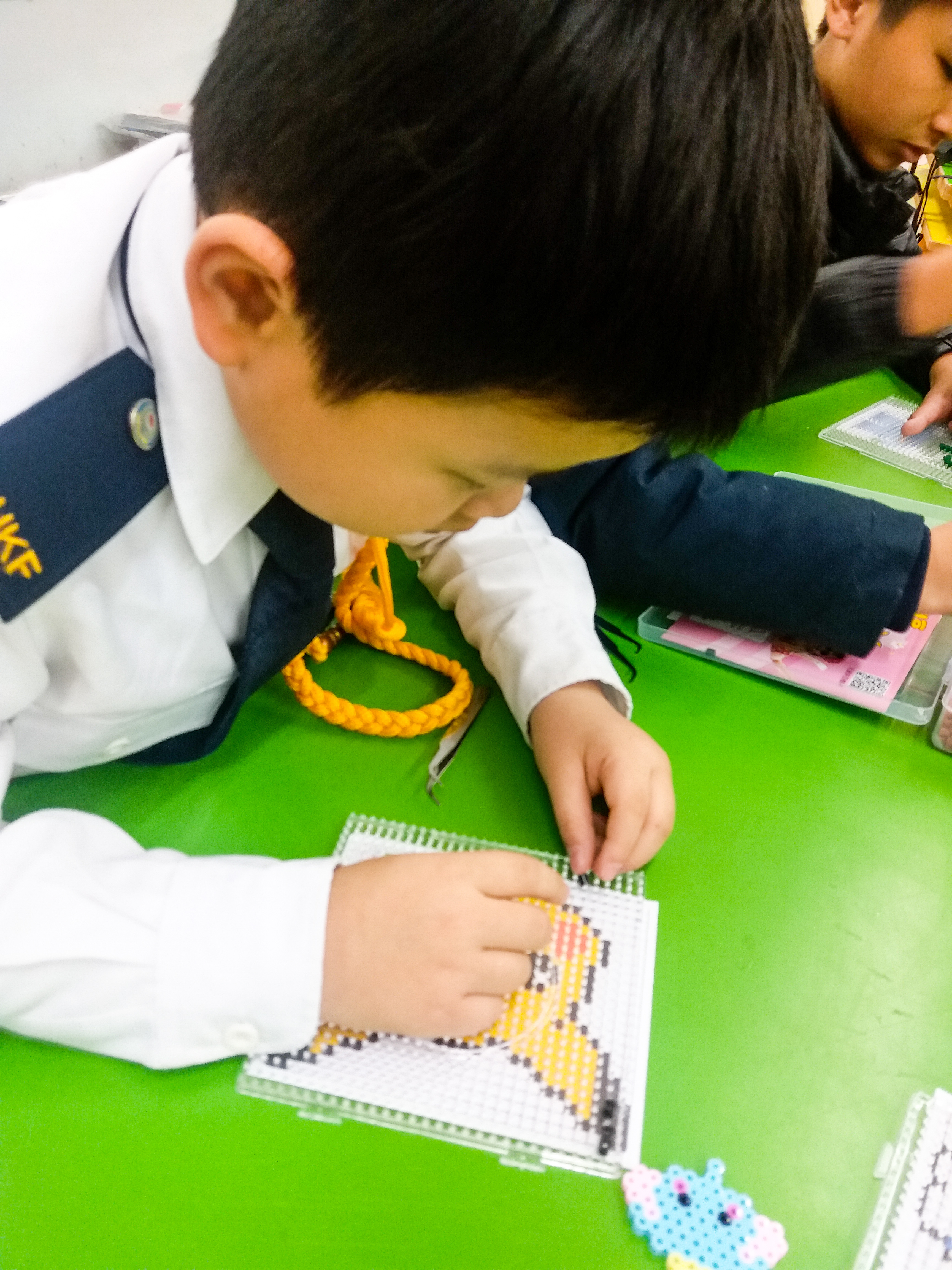 香島道官立小學 - B12