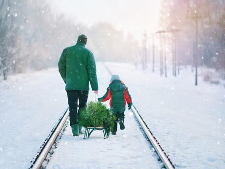Šetnja u zimskom periodu, vežba opuštanja