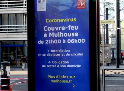 Couvre-feu : un pas de plus vers la dictature sanitaire !