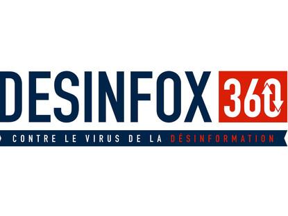 DESINFOX360 - Non, le Covid-19 n'a pas causé 100 000 morts en France