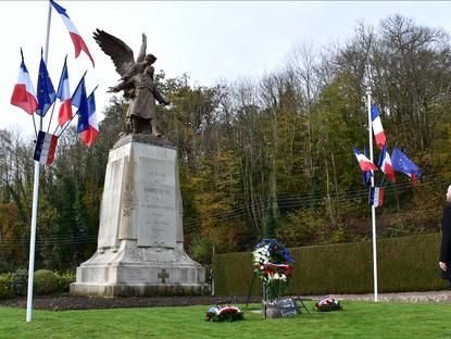 11 Novembre : l'hommage du MND à nos soldats morts pour la France