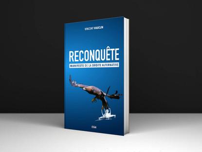 Découvrez Reconquête, le nouveau livre de Vincent Vauclin