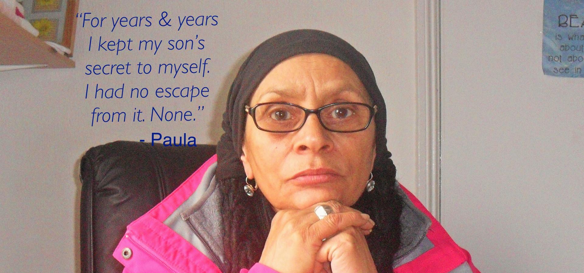 Read Paula's story here