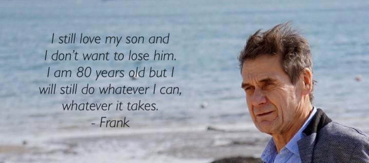 Read Frank's full story here