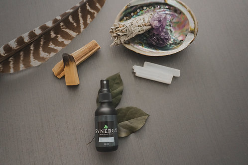 GOOD VIBES ONLY Essential Oil Smudge Spray