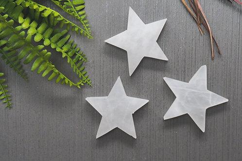 Selenite Star