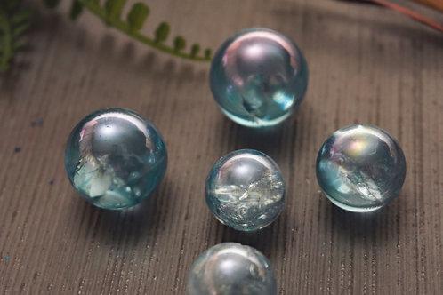 Aqua Aura Sphere
